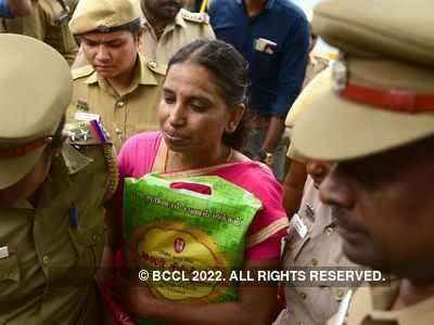 Rajiv Gandhi assassination case convict Nalini gets one month parole