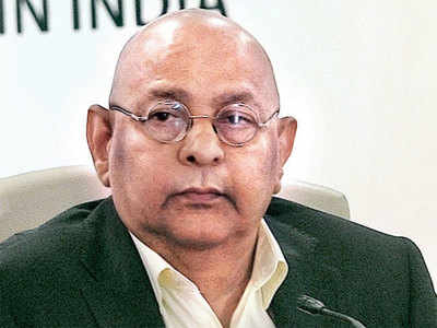 CoA to ICC: Don't allow Amitabh Choudhary at today's meeting