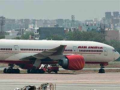 'AI air hostess alleges molestation'