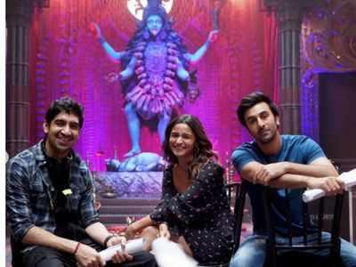 Alia Bhatt posts pics with her 'magical boys' Ranbir and Ayan Mukerji