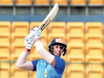 Vijay Hazare Trophy: Shivam Dube slams 118 off 67 balls but Mumbai lose by 9 runs