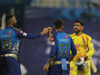 Chennai beat Mumbai by 5 wickets in IPL opener