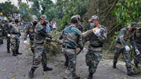 Cyclone Amphan: Army joins relief operation in Kolkata