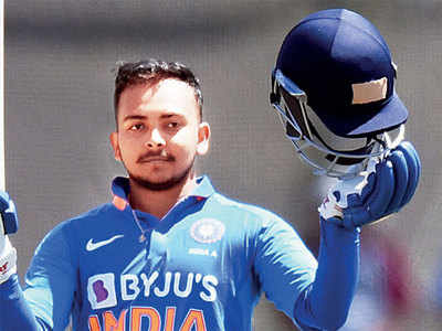 Prithvi Shaw stages international comeback