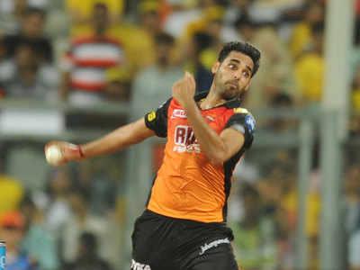 Sunrisers Hyderabad's Bhuvneshwar Kumar ruled out of IPL 2020 with hip injury