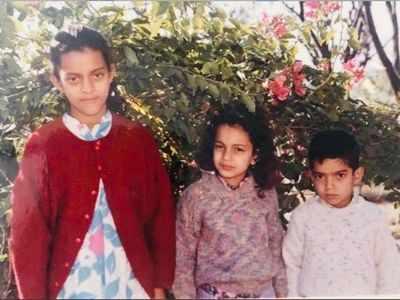 Here's why Kangana Ranaut's younger brother calls her Chotu