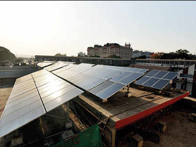 Efforts launched to make Aundh, Baner, Balewadi go solar powered