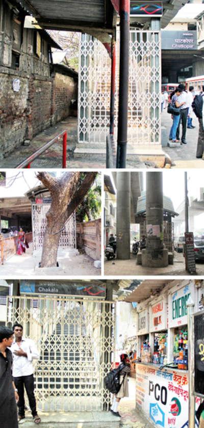 Rs 36 cr plan to fix Metro entries, exits