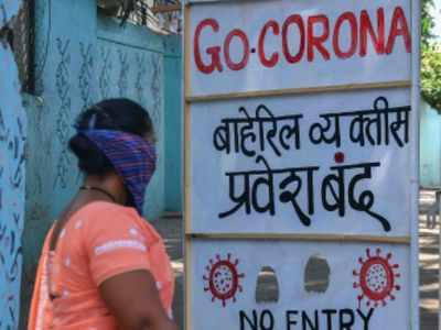 Thane Municipal Corporation marks 15 areas as containment zones