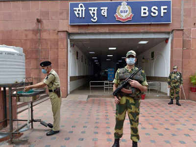 BSF staff tests positive for COVID-19; two floors of headquarters closed