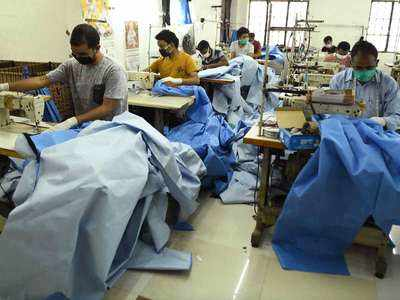 Indian Navy designed PPE gets nod for mass production