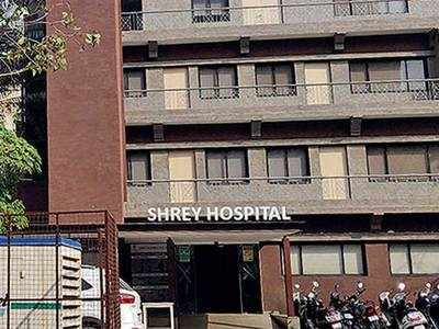 Get your own food: hospital to patient