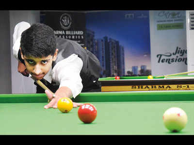 Razmi wins Sub-Junior Billiards Championship