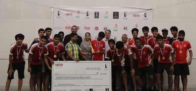 Ashoka snatch away Expedite Football tournament