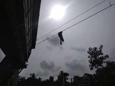 Piece of cloth found hanging on overhead wire disrupts local train services