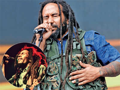 Bob Marley's son to perform his dad's hits in India