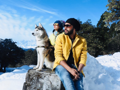 Love Your Pet Day: Meet Rohan Tyagi and his pet Nawab, the first dog to go paragliding in India