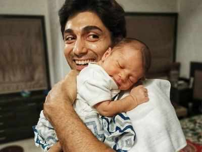 Ruslaan Mumtaz: Having a baby in such times can either be a blessing or a curse