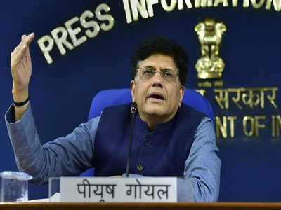 Passengers can now view reservation chart, vacant berths online: Piyush Goyal