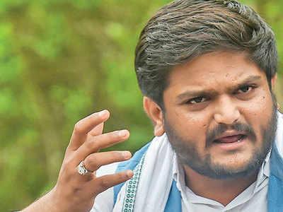 BJP threatening Cong by filing FIR: Hardik Patel