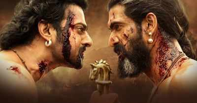 Bahubali 2 Movie Review: SS Rajamouli's epic story floors audience with fabulous performances by Prabhas, Satyaraj, Anushka Shetty