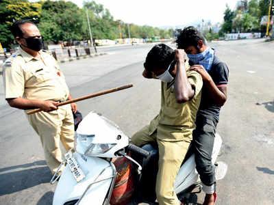 As cops enforce masks in Pune, docs echo risks