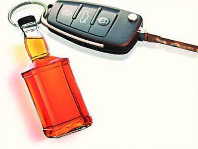 Hyderabad drunk driver kills one women, injures two