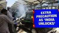 India unlocks: Guidelines issued to taxi services operating to and from Delhi Airport