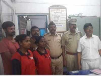 Woman delivers baby girl at Mulund station