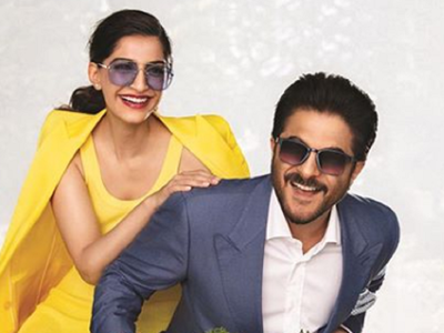 From Mr India to Malang, Sonam Kapoor praises dad's timeless appearance, hard work and talent