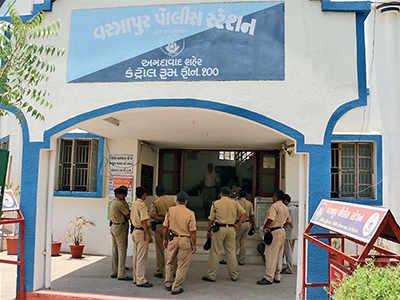 Customs officer accused of assault, molestation