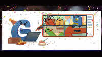 Google celebrates 22nd birthday with a special Doodle