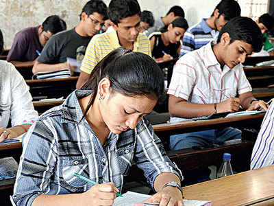 One day, two exams for 7k board students