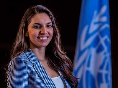 Manasi Kirloskar is the first UN In India Young Business Champion for Sustainable Development Goals