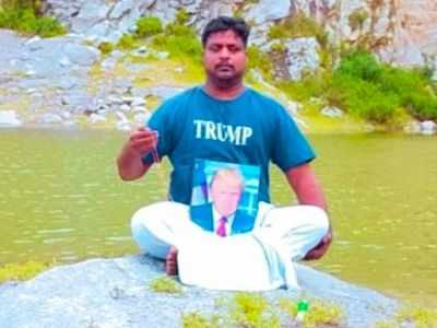 Donald Trump's Indian devotee Bussa Krishna says 'strong man will win US election again, control China'