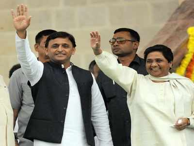 Mayawati, Akhilesh Yadav announce alliance; to contest 38 seats each in UP in Lok Sabha polls