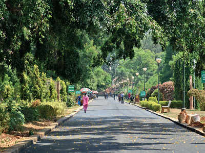 After 40 years, a smooth walk in Lalbagh