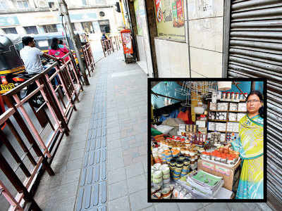 These hawkers have lost their right to earn, thanks to a Swachh Survekshan overdrive