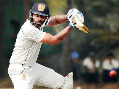 Suryakumar Yadav slams 134 to give Mumbai a chance against Saurashtra