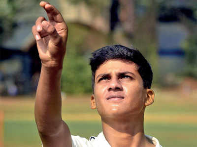 All for the love of cricket: Meet Borivali's right arm pacer Aayush Vaity