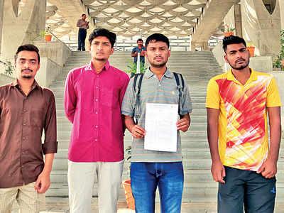 Shamed and kicked out, RSU hostellers seek HC's raksha