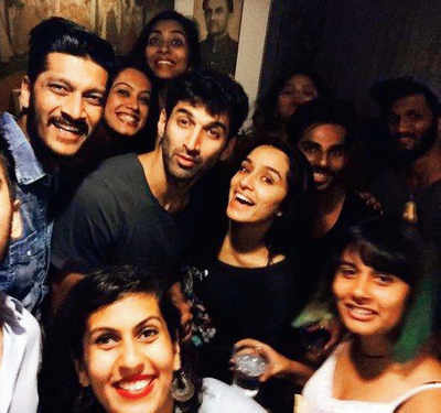 When Shraddha, Aditya pulled an all-nighter
