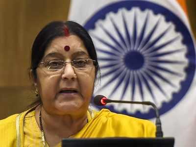 Sushma Swaraj to meet Pakistan counterpart Shah Mahmood Qureshi; Congress questions meet in backdrop of BSF jawan's killing