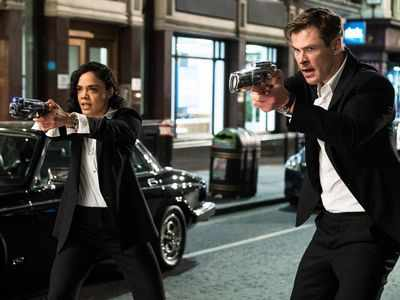 Men In Black International movie review: Chris Hemsworth and Tessa Thompson's screen presence is magnetic and charming in this action thriller