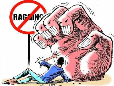 'No student has come forward about ragging'