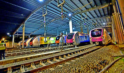 Maharashtra government approves two new Metro routes