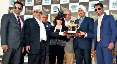 RWITC triumphs over adversity to host Derby