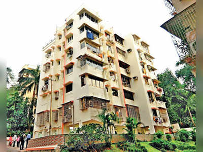 Housing society, Amrohis game for property deal