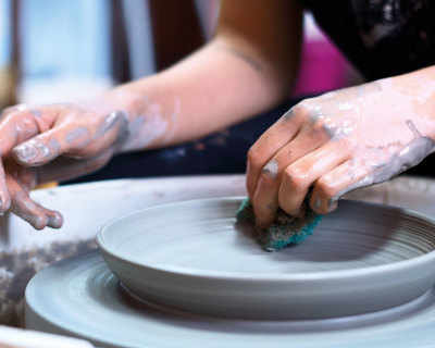 PLAN AHEAD : Play with clay