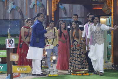 Bigg Boss 12 Day 53 8th November 2018 Episode 54 Highlights: Housemates forget differences and bring in the Diwali cheer